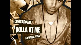 Chris Brown & Tyga - Holla At Me (BassBoosted)
