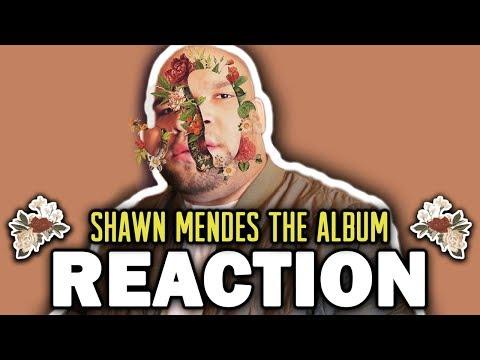Shawn Mendes The Album | REACTION