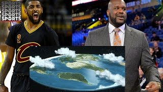 The Earth Is Flat According to Shaq and These NBA Players