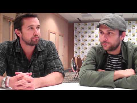 It's Always Sunny's Charlie Day and Rob McElhenney Interview
