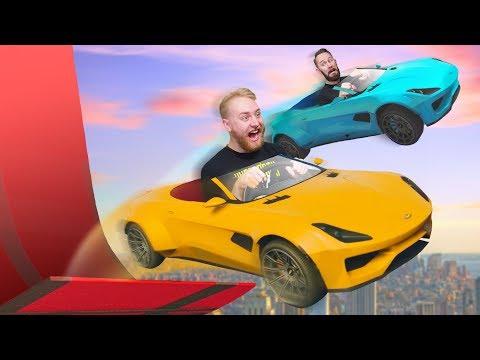 JUMPING ACROSS THE CITY GTA5 Ep 20