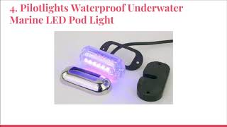 Top 10 Best Underwater LED Lights in 2019 Reviews