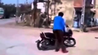 Whatsapp funny Video For Funny Videos Cow And Boy @whatsapp #whatsapp