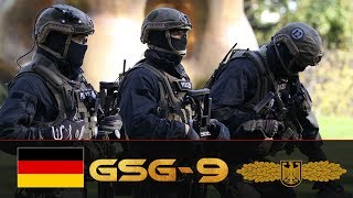 GSG-9● German Special Forces | HD