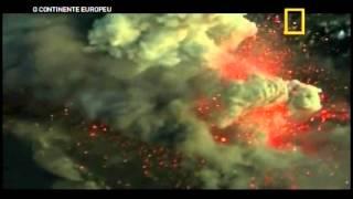O Continente Europeu: Terras Vulcânicas - Documentário (2012)