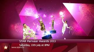 Just 1 day to go for the STAR Parivaar Awards 2013