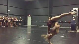 Autumn Miller INSANE freestyle