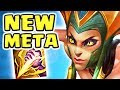Download Video Download HOW IS THIS EVEN POSSIBLE ?! LEGENDARY CASSIOPEIA JUNGLE | THERE'S A SNAKE IN YOUR BOOT - Nightblue3 3GP MP4 FLV