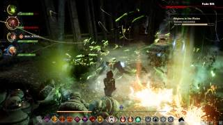 Let's play Dragon Age Inquisition Nightmare Episode 177 (Blind playthrough)The crow fens