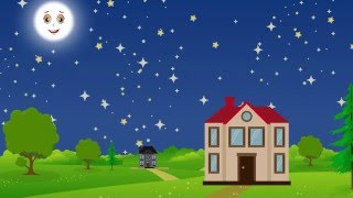 I See The Moon - Nursery Rhyme