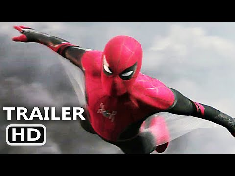 Xxx Mp4 SPIDER MAN FAR FROM HOME Official Trailer 2019 Tom Holland Movie HD 3gp Sex