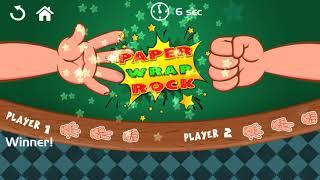 Rock Paper Scissor Epic Challenge
