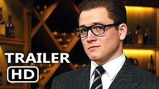 KІNGSMАN 2 New Mission TV Spot Trailer (2017) Spy Action Movie HD