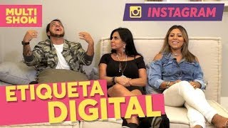 Instagram | Etiqueta Digital | Gretchen + Thammy + Andressa | Os Gretchens | Humor Multishow