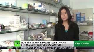 Syrians STRUGGLE After Fleeing CONFLICT, No Respite For Refugees