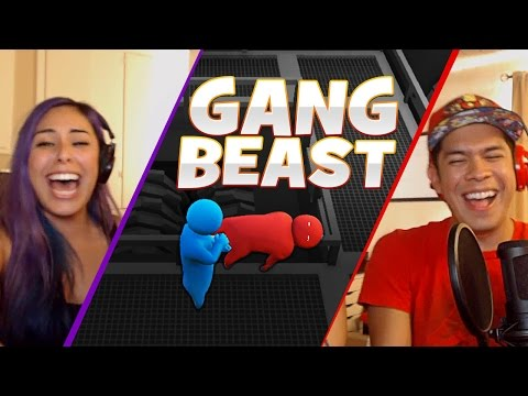 MIND TRICKS Gang Beast Husband vs Wife
