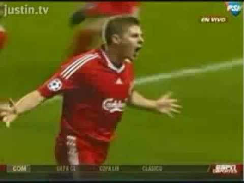 Liverpool 4 Real Madrid 0 HD SUCKS MOTHA FUCKS hijos de puta los q se burlan