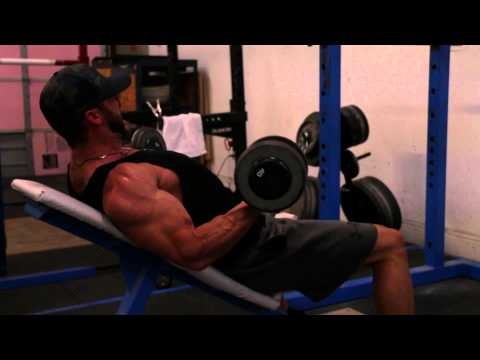 How to Get Round Biceps- Bigger Better Faster - Justin Woltering
