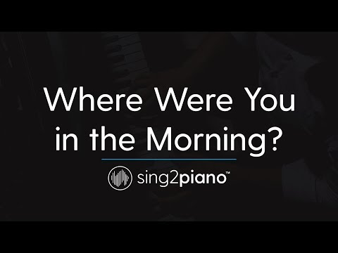 Xxx Mp4 Where Were You In The Morning Piano Karaoke Shawn Mendes 3gp Sex