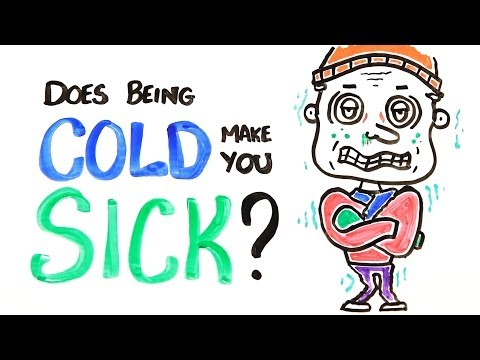 Does Being Cold Make You Sick?