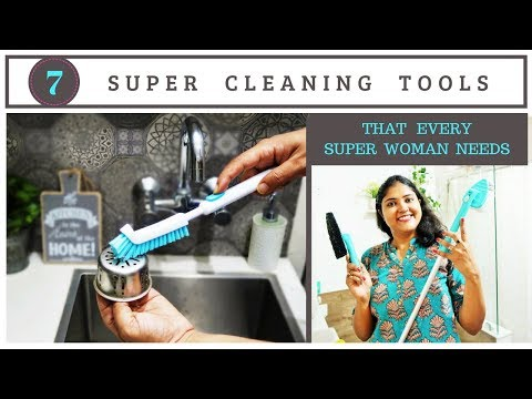 BEST Cleaning Tips Tools Products To Keep Your Home Neat and Clean