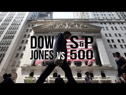 Xxx Mp4 Dow Jones Vs S P 500 What's The Difference 3gp Sex