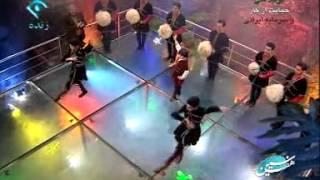 dance azari رقص ایرانی آذری