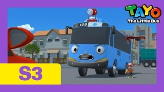 Tayo S3 EP16 City heroes, Tayo and Duri l Tayo the Little Bus