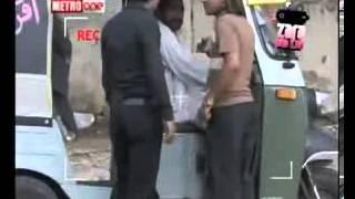 funny-video  --Zara hut kay,Rikshaw Wala    2013