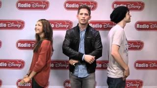 "Sarah Hyland & Matt Prokop from Disney Channel's ""Geek Charming"" - Celebrity Take Challenge"