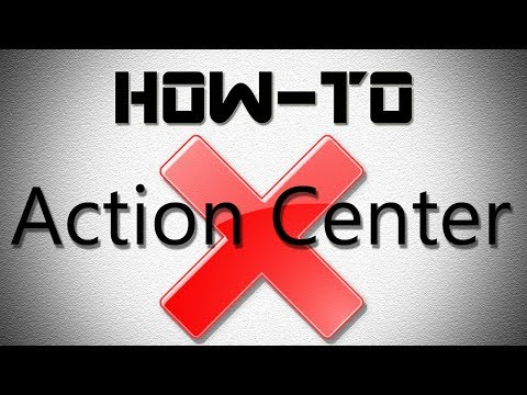 Xxx Mp4 How To Disable The Action Center In Windows 10 3gp Sex