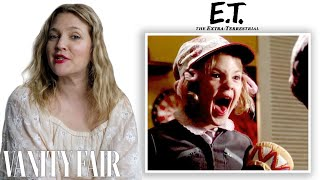 "Drew Barrymore Breaks Down Her Career, from ""E.T."" to ""Flower Beauty"" | Vanity Fair"