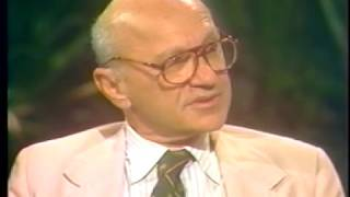 Milton Friedman - Greed