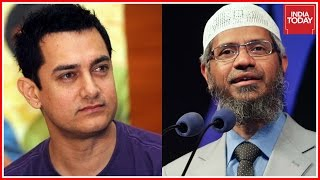 Aamir Khan Reacts On Zakir Naik Row, Terrorists Have Nothing To Do With Religion