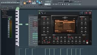 FABABY - Physio (Température) (FL Studio Remake/Tutoriel)