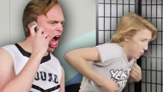 TRY NOT TO LAUGH CHALLENGE #5 w/ GUS JOHNSON