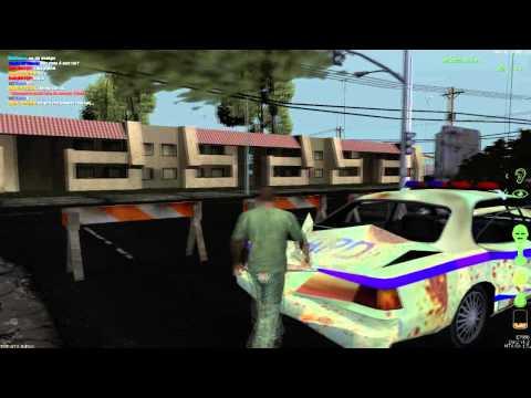 MTA DayZ TOP GTA 2 Os Peladinhos