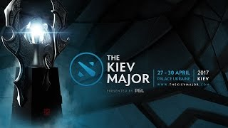 The Kiev Major - Main Event - Day 4