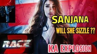 SALMAN KHAN INTRODUCES DAISY SHAH IN AND AS SANJANA | RACE 3