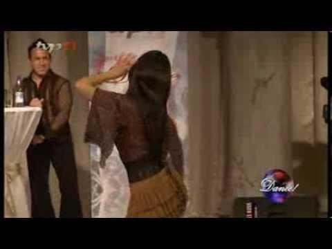 saeed shayeshta song Goli khosh koli Elnaz dance tv persia