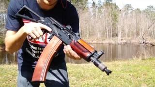 Krinkov AKS-74u Ultimate Bumpfire!