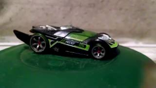 Hot Wheels Acceleracers RACING DRONES RD-09  review