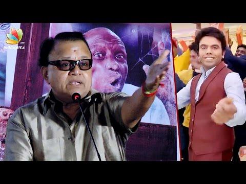 Radha Ravi Funny Speech about Saravana Store Owner at Sangili Bungili Kadhava Thora Event