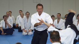 Aikido: Christian Tissier - Ikkyo