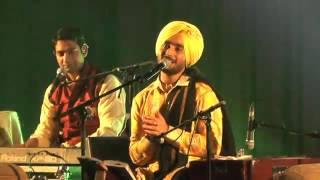 Jdo mahi chaleya (unreleased lines of hazare wala munda)- satinder sartaj live 2016