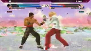 Final Round 18 - TTT2 - Rip (Law/Law) vs PI Trungy (Steve/Lars)