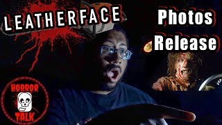 Horror Talk: Overlooking Leatherface photos released