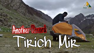 Tirich Mir via Parsan Valley    Hikers and biker group    Another Record    Mashat Valley    Chitral