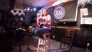 Warrior (Emilia's Song) by Marisa McKaye @ Bluebird Cafe 3/14/16