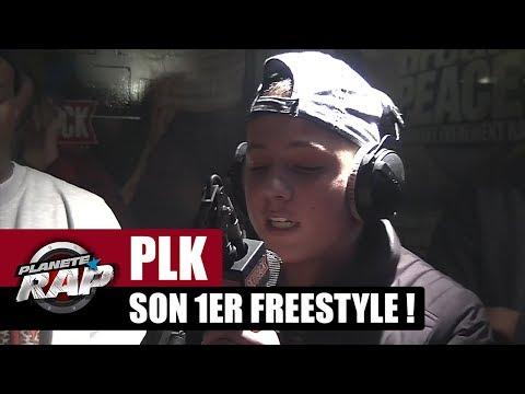 [EXCLU] PLK - Son 1er freestyle dans Planète Rap